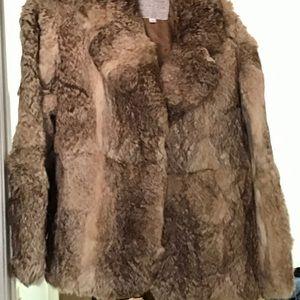 Jackets & Blazers - Gorgeous vintage rabbit coat hook closures. Size L